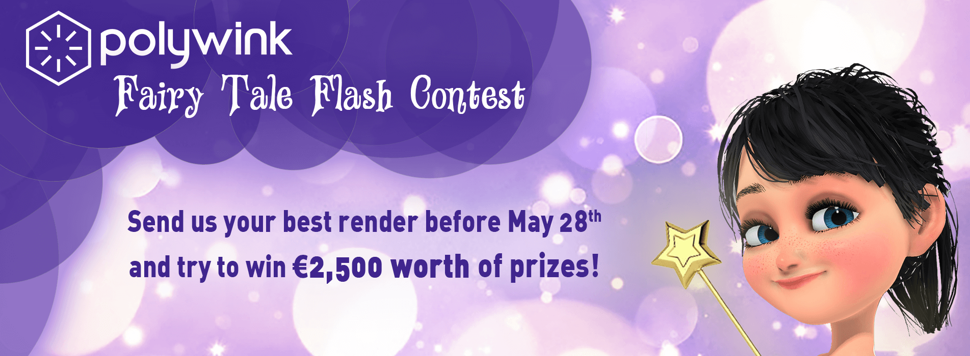 Polywink Flash Contest #1 - Fairy Tale